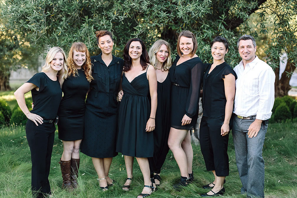 The Vibrant Events Team