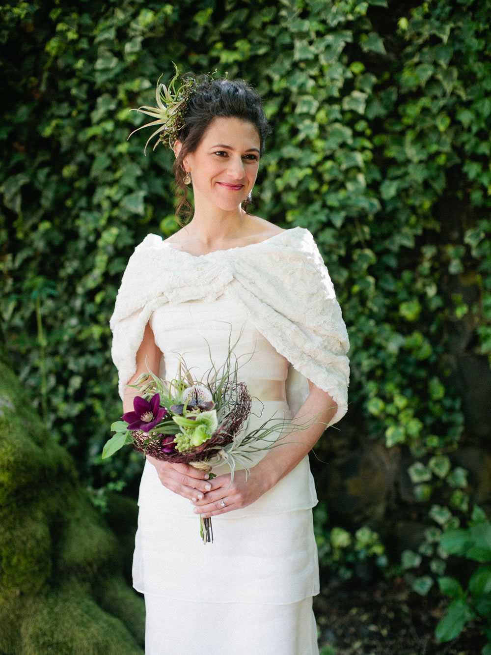 Annadel Estate Winery Weddings Bride