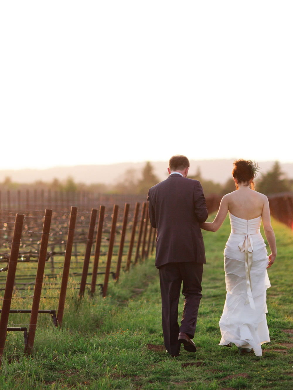 Annadel Estate Winery Weddings Couple