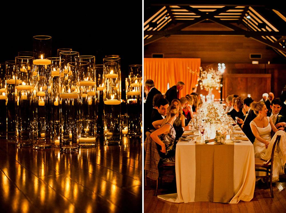 Brazilian Room Winter Wedding