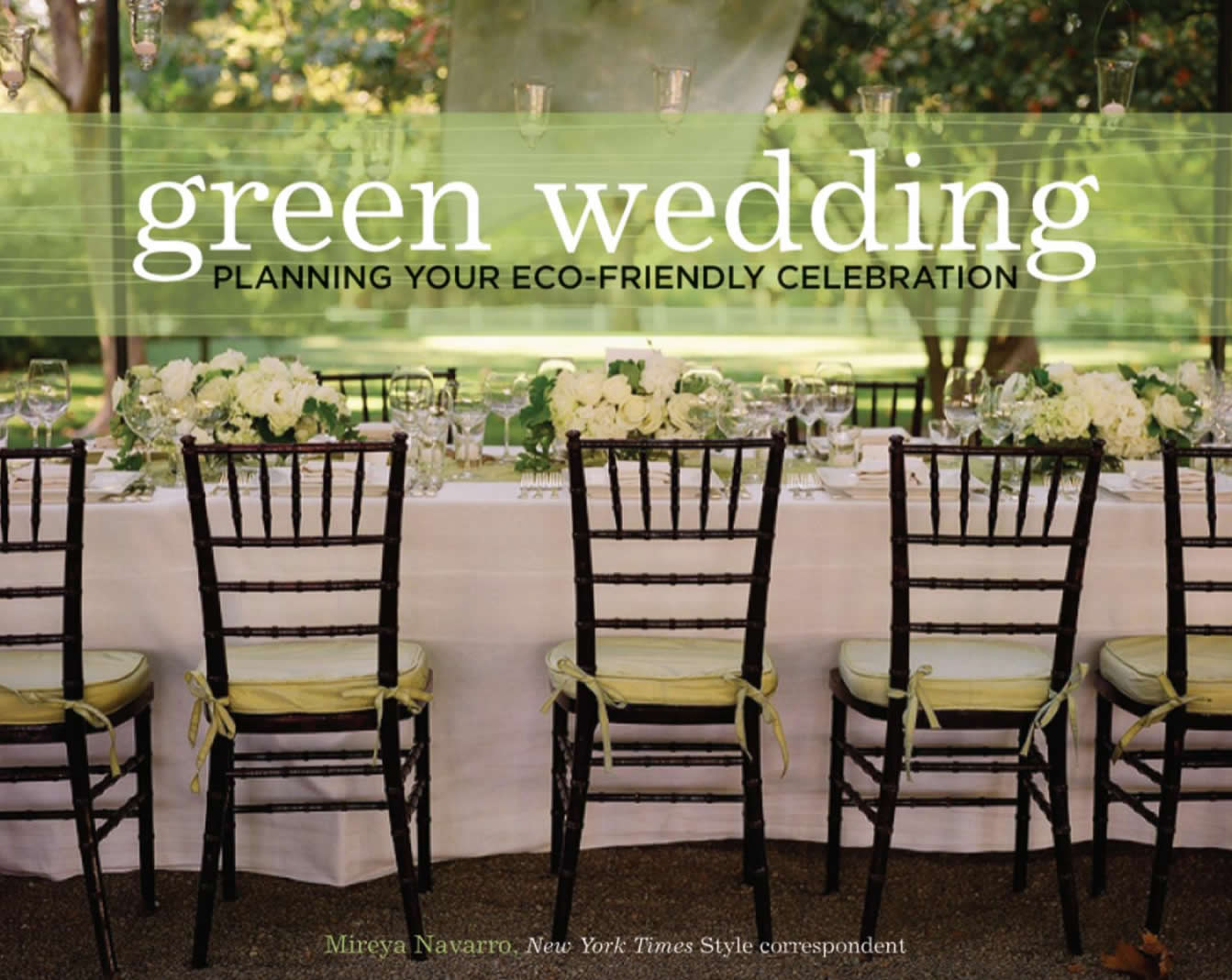 Green Wedding - Planning your Eco-Friendly Celebration