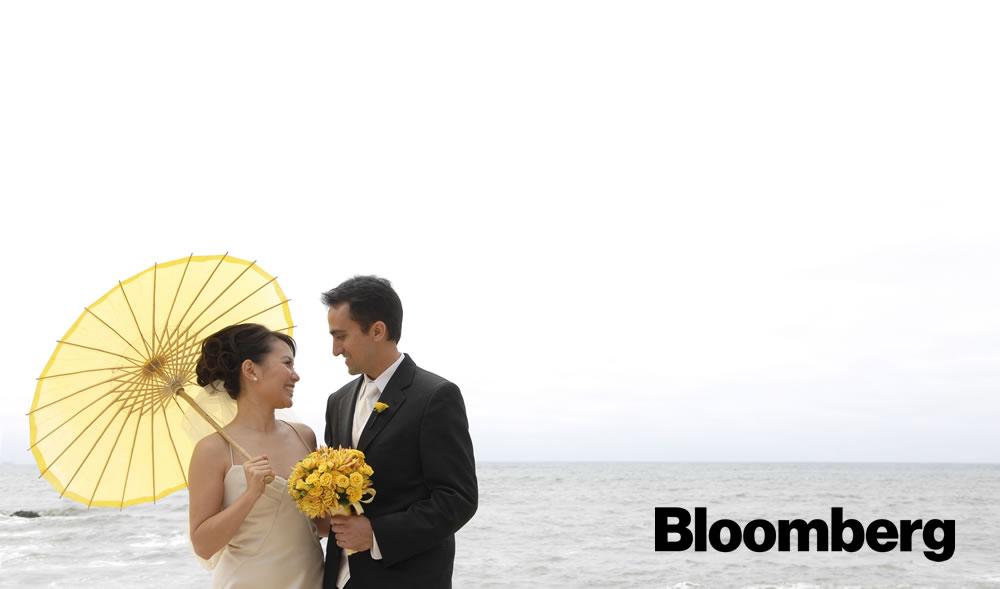 Bloomberg Green Wedding