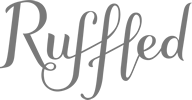Ruffled Magazine Logo