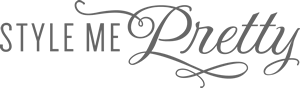 Style Me Pretty Magazine Logo